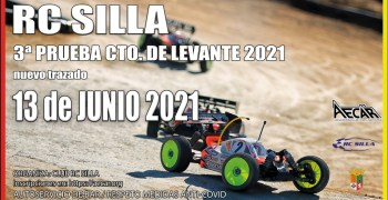 13 de Junio - Tercera prueba Camp de Levante 1/8 TT Gas