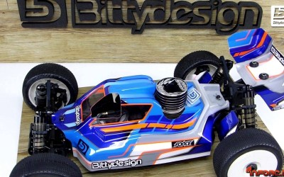 Bittydesign - Nueva Force para Tekno RC NB48.3