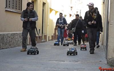 Crónica - RAID crawler en Sant Iscle de Vallalta. Vídeo.