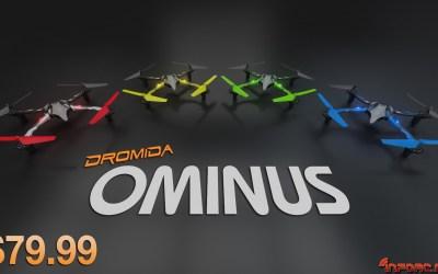 Cuadricopteros Dromida OMINUS 100% RTF (ready to fly)