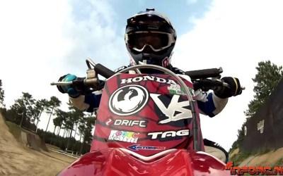 Estupendo video de Drift HD