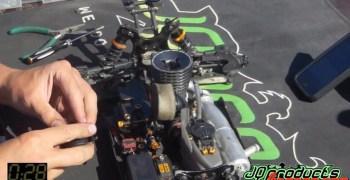 JQ, cambio del diff central en 60 segundos