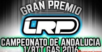 Resumen - Primera prueba del Campeonato de Andalucía 1/8 TT Gas 2016. Chiclana.