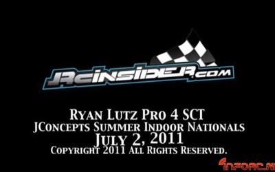 Ryan Lutz gana la Short Course 4WD Indoor