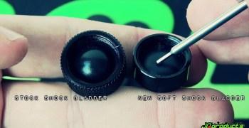 Tapones de CNC y membranas soft de JQ Products