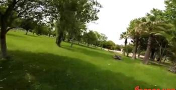 Vídeo: Addict to FPV, un drone de carreras en los huecos más estrechos. Brutal.