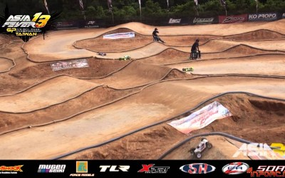 Video de la final truggy de la Asia Fever 2013