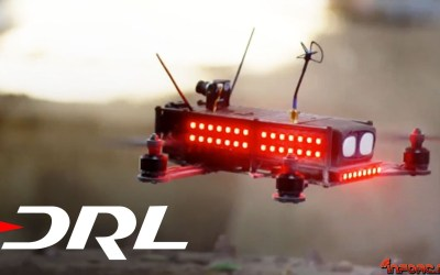 Video - Drone racing league, las carreras de drones llevadas al máximo.