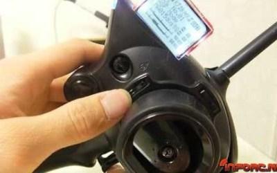 Video: Emisora KT18 de MiniZ, modificada con pantalla de Nokia