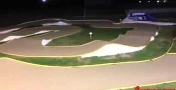 Video: Estado del circuito de Messina ¡Listo para el mundial!