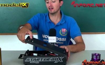 Video: la nueva mesa de arranque de Ultimate Racing, al detalle