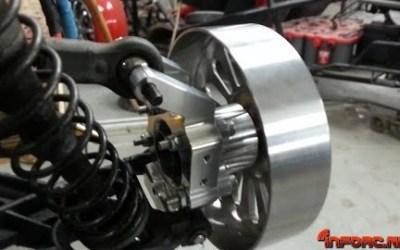 Video y fotos - Baja 1/5 2WD con motores brushless independientes