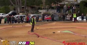 Vídeo y fotos: Finales A1,2 y 3 del Cataluña 1/10 4WD