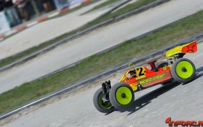 Viernes en el Campeonato de Europa 1/8TT en Reims