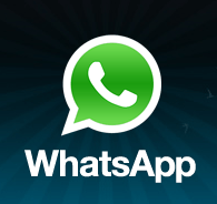 WhatsApp pour Blackberry
