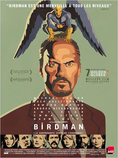 Birdman, décevant…