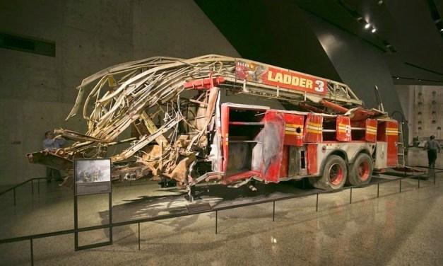 Visite du mémorial 9/11 à New-York
