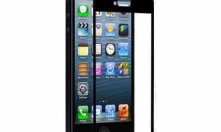 Protection d'écran iPhone 5