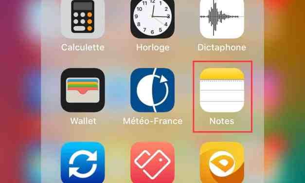 Scanner ses documents avec son iPhone et iOS 11