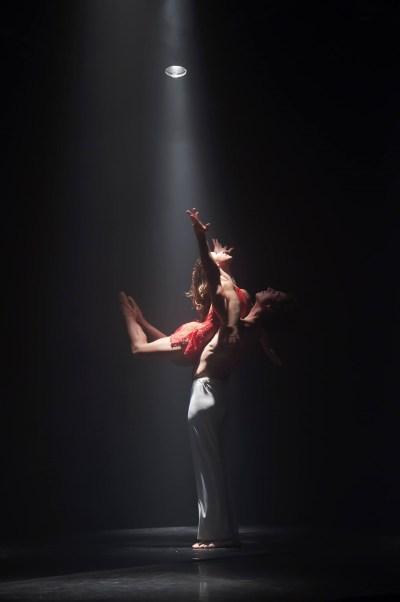 Elisabetta Carnevale e Jackson Kellog foto di Annalisa Bonafede