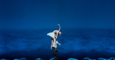 Victoria Jaiani and Dylan Gutierrez (Joffrey Ballet)_Photo by Cheryl Mann