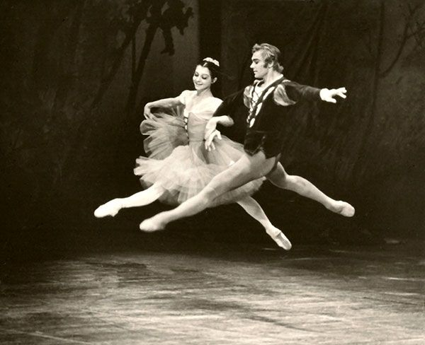 Vasiliev e Maximova in Giselle