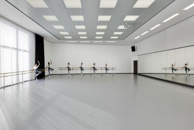 lezione alla Staatliche Ballettschule