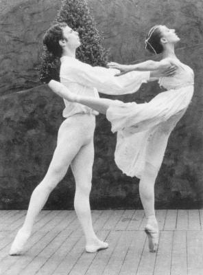 Paola Cantalupo e Davide Bombana