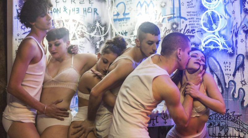 A Napoli il nuovo spettacolo di Macia del Prete