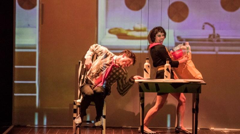 Il riallestimento di <em>Tango glaciale reloaded</em> in scena a Ferrara