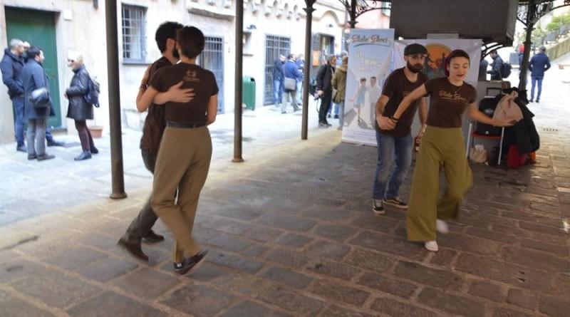 Il centro storico di Genova si anima con la Danza nel Borgo di Prè
