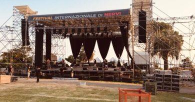 Torna il nuovoFestival Internazionale di Nervi con la seconda edizione