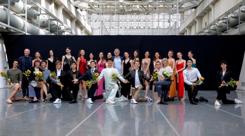 Sono ventiquattro i nuovi diplomati della Scuola di Ballo dell'Accademia Teatro alla Scala