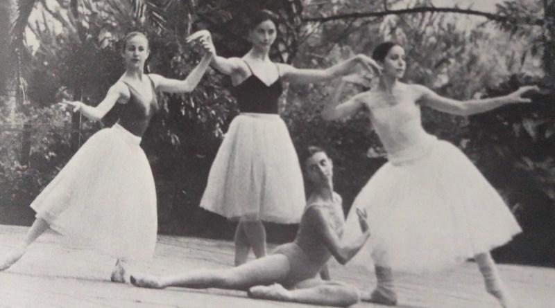 Ciao Mariolina, splendida ballerina sul palco di Nervi