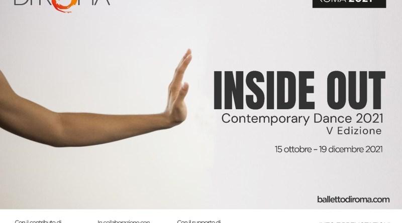 Il Balletto di Roma presenta <em>Inside Out Contemporary Dance</em>
