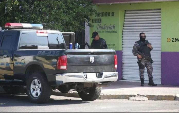 El convoy de los causantes no fue localizado pese a un fuerte operativo desplegado en la zona. EL INFORMADOR / ARCHIVO