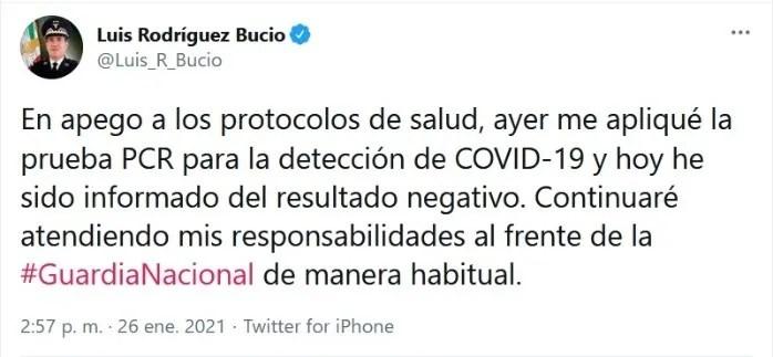 3.jpg 1352211992 - Rodríguez Bucio da negativo a COVID-19 tras contacto con AMLO #AMLO