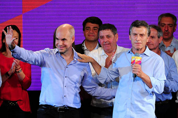 El gran triunfo de Macri