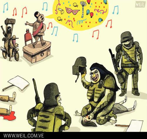 Estado-criminal-venezolano