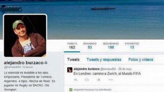 Alejandro Burzaco-Twitter