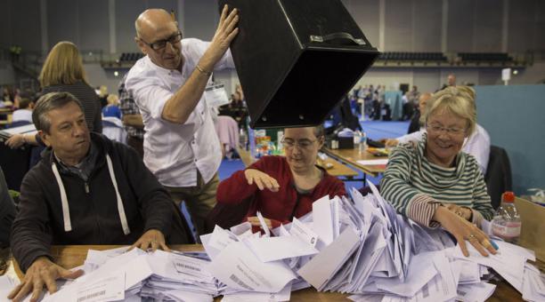 elecciones UK