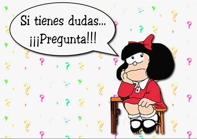Mafalda-dudas