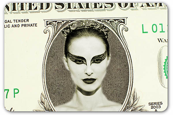 black-swan-dollar-bill