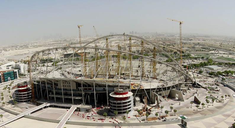 preparaciones Mundial Qatar