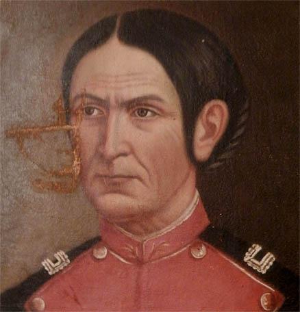 Juana Azurduy de Padilla