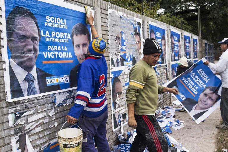 Termina la era Kirchner en la Argentina