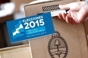 Elecciones 2015 argentina