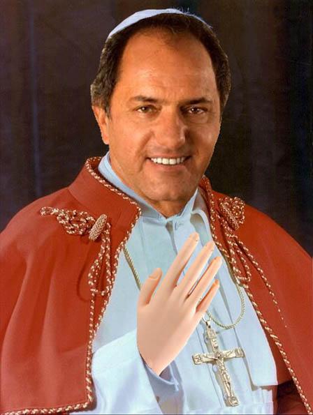 Scioli-Papa