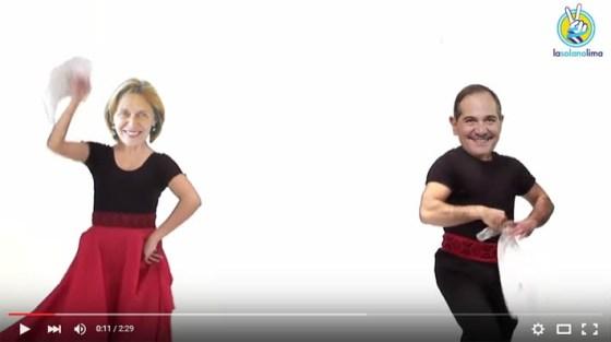 Zamba de Alperovich video