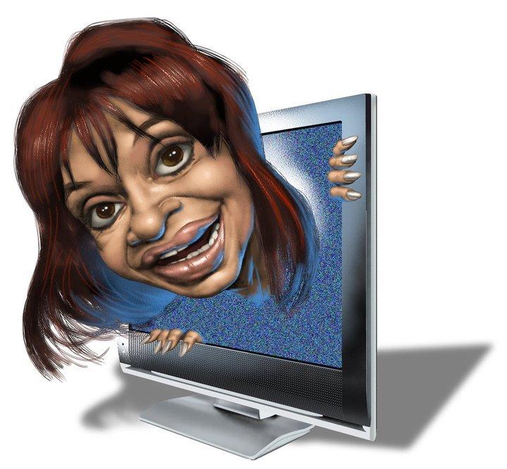 cadena nacional de CFK